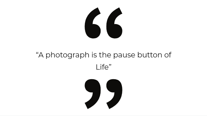 Photography Quotes About Love