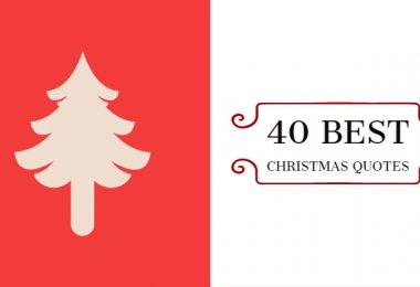 40 Best Christmas Quotes